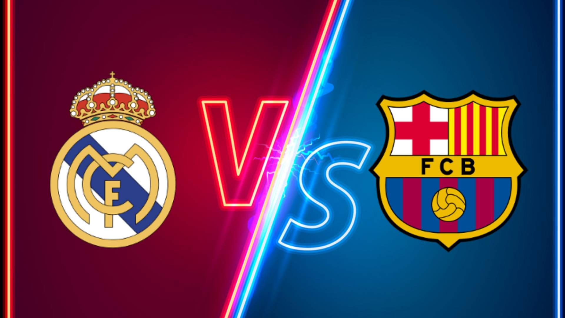 GRATIS: Real Madrid vs. Barcelona: un clásico que barrerá el mundo