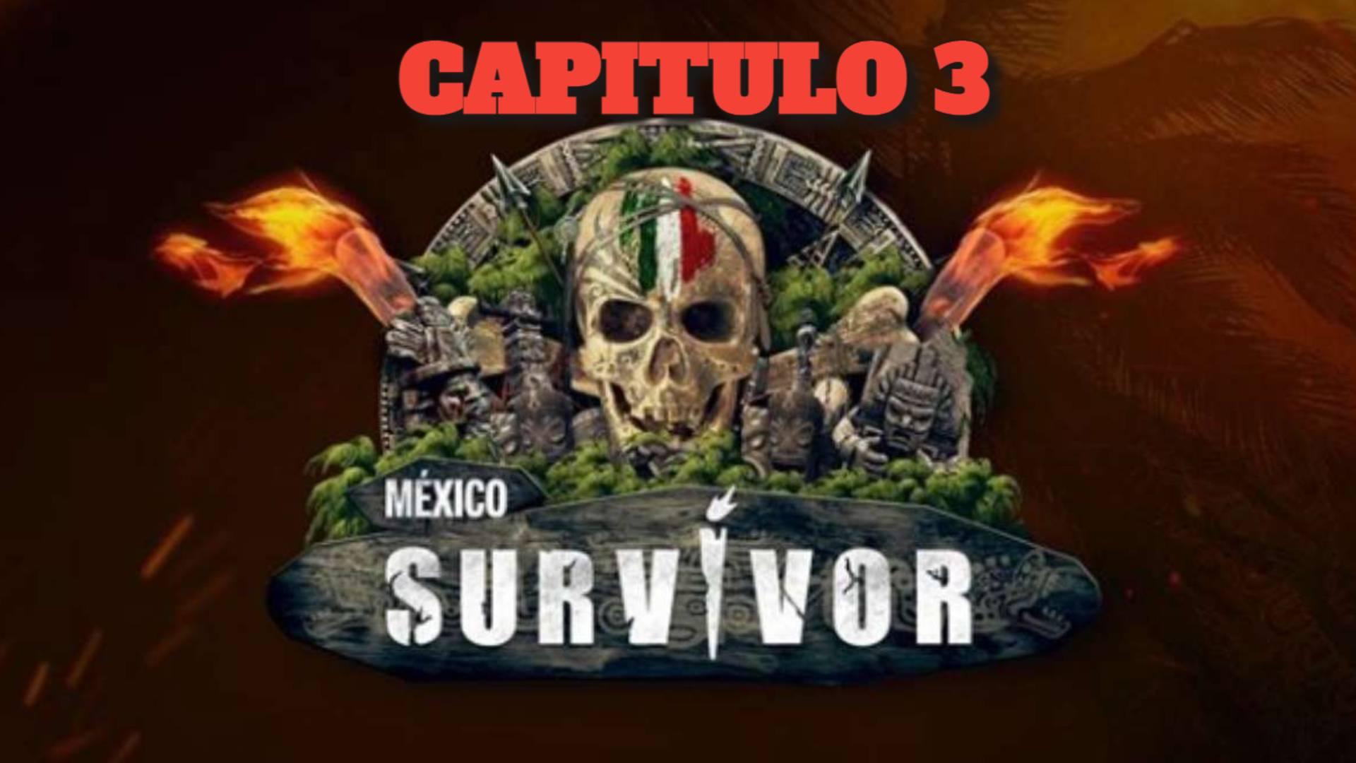 Ver: Survivor Mexico 2021 PROGRAMA 3 EN VIVO ONLINE; Survivor México 2021 hoy
