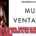 ACTORES, CAST, ELENCO, REPARTO LA MUJER EN LA VENTANA o The Woman in the Window PELICULA de Netflix