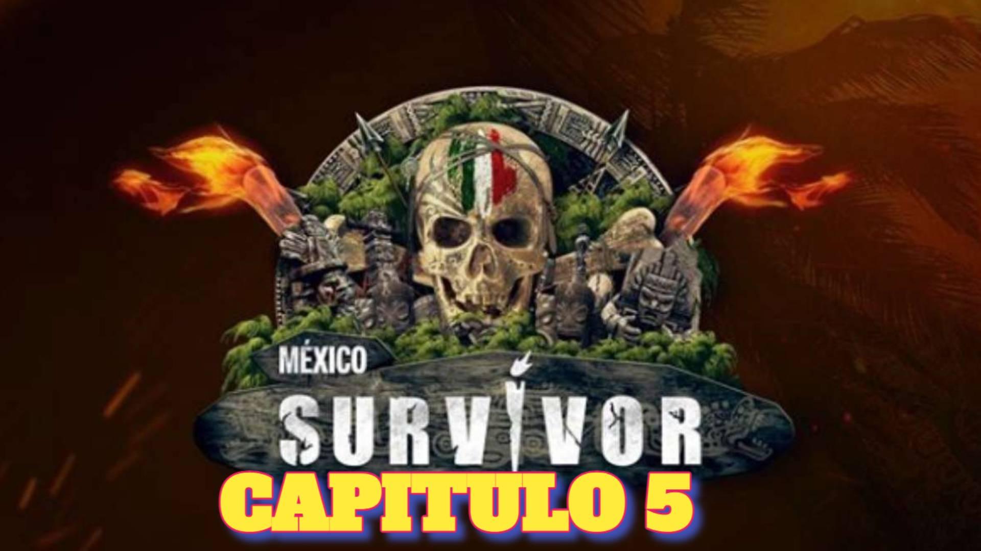 Survivor Mexico 2021 PROGRAMA 5