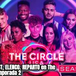 ACTORES, CAST, ELENCO, REPARTO en The Circle US Temporada 2: Todo sobre los concursantes
