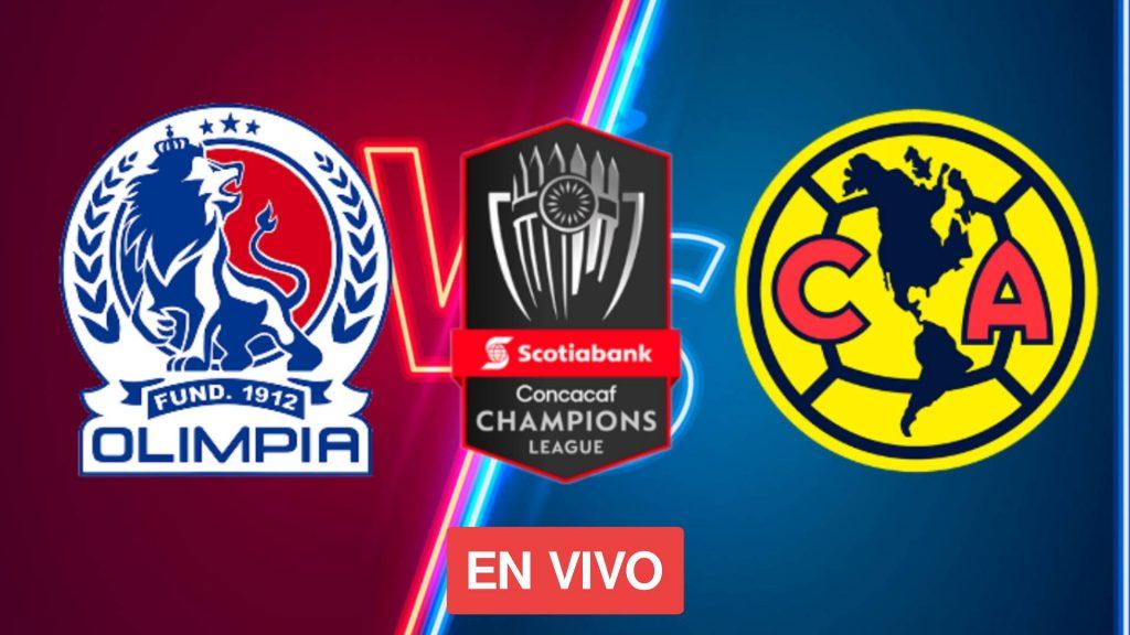 MIRAR AQUI EN VIVO Olimpia vs. America de mexico