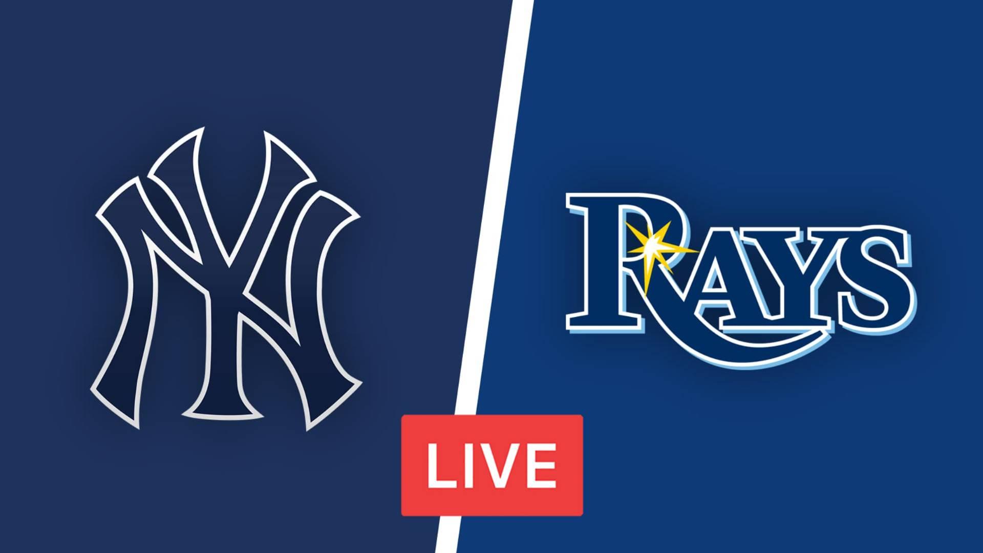 MIRAR AQUI EN VIVO ONLINE GRATIS New York Yankees vs.Tampa Bay Rays