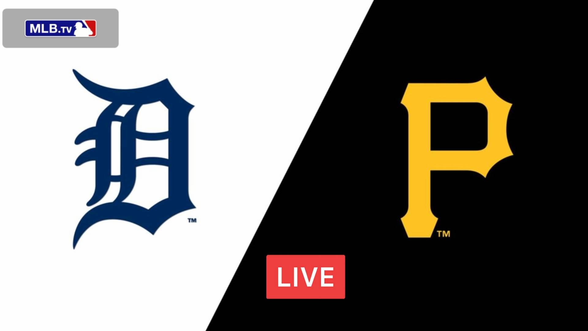 EN VIVO Detroit Tigers vs. Pittsburgh Pirates LIVE ONLINE