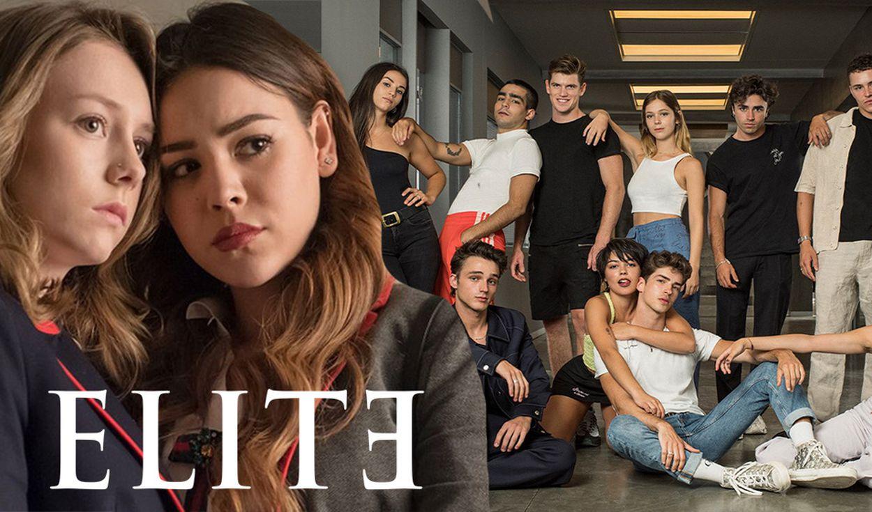 ESTRENO: Elite Temporada 4; ACTORES, CAST, ELENCO, REPARTO ELITE; La cuarta temporada de Elite hará florecer a Netflix en junio de 2021