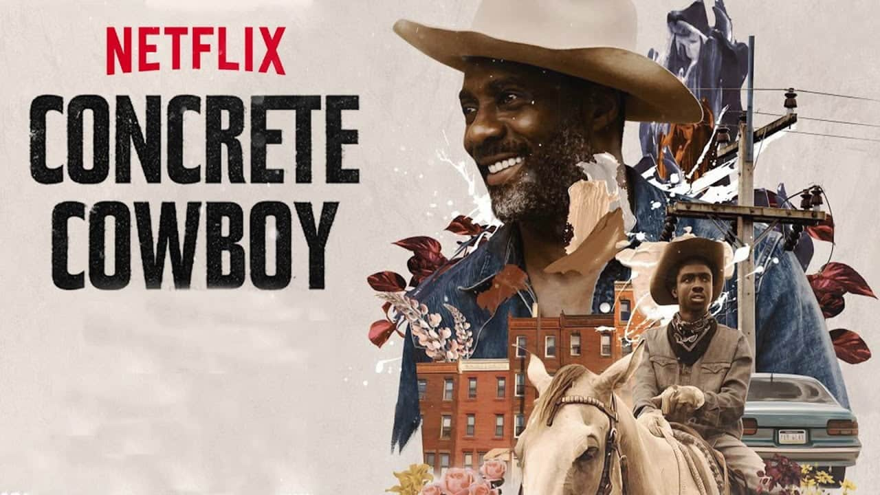 Concrete Cowboy HISTORIA
