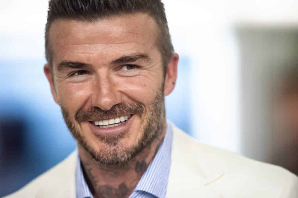 David Beckham llega a Disney Plus con Save Our Quad