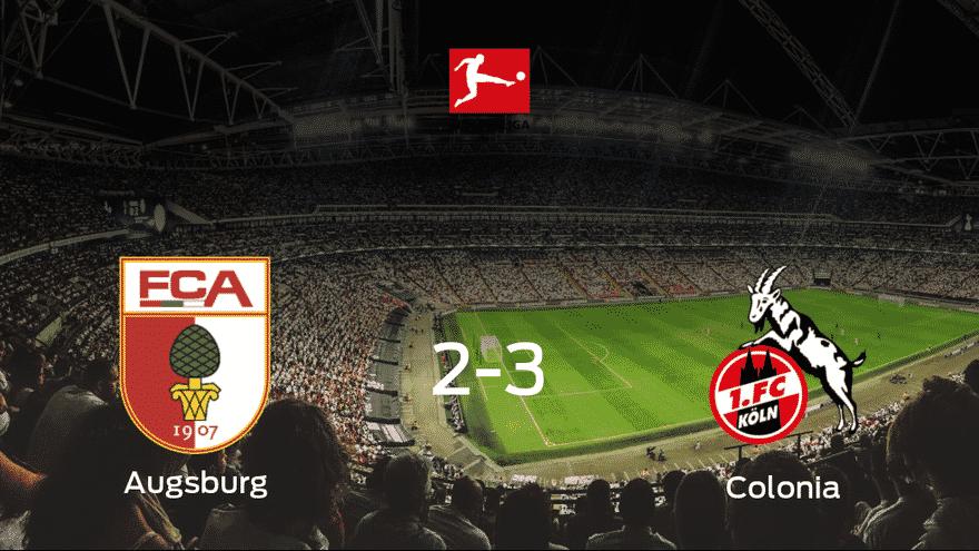 El Colonia se impone en el estadio del FC Augsburg