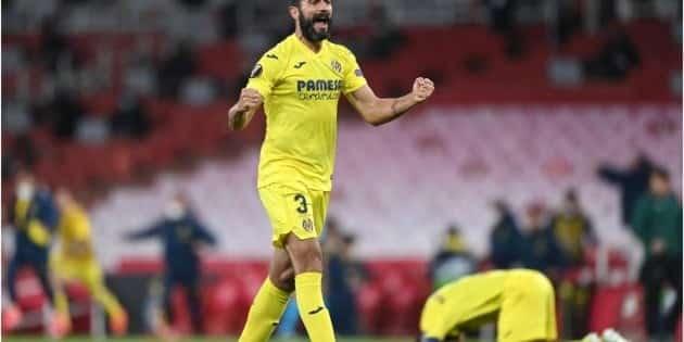 Europa League Villarreal elimina al Arsenal en Londres jugara su