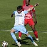 Jozabed puede rescindir con el Celta cuando acabe su cesión en el Málaga