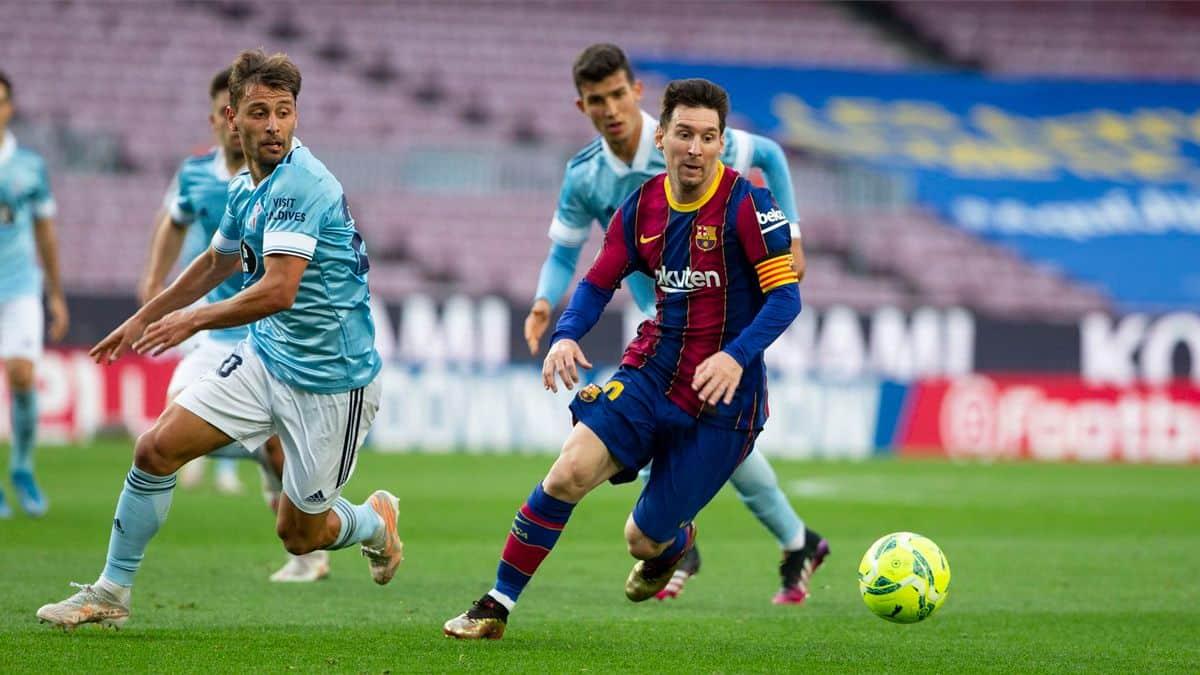 LaLiga rectifica y el Ebar Barca si se jugara el domingo