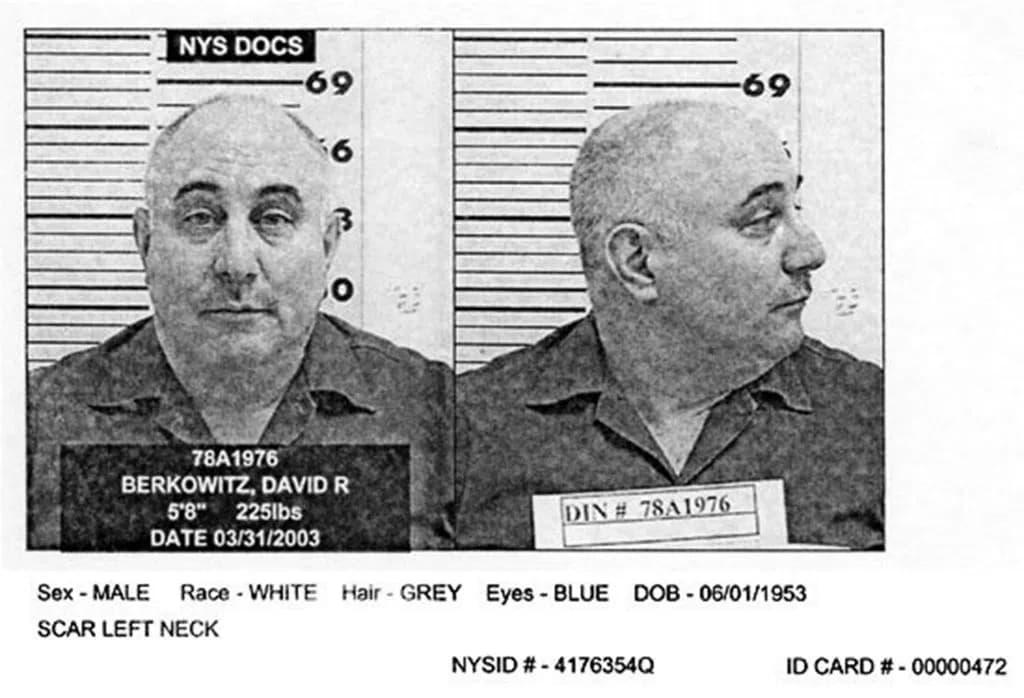 Quien era David Berkowitz ¿Cómo atraparon a David Berkowitz?