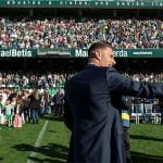 Pellegrini confirma la renovación de Joaquín a final de temporada