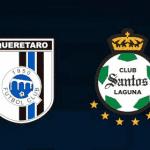 Querétaro vence 1-0 al Santos Clausura mx |  Elvar Futbol EN VIVO