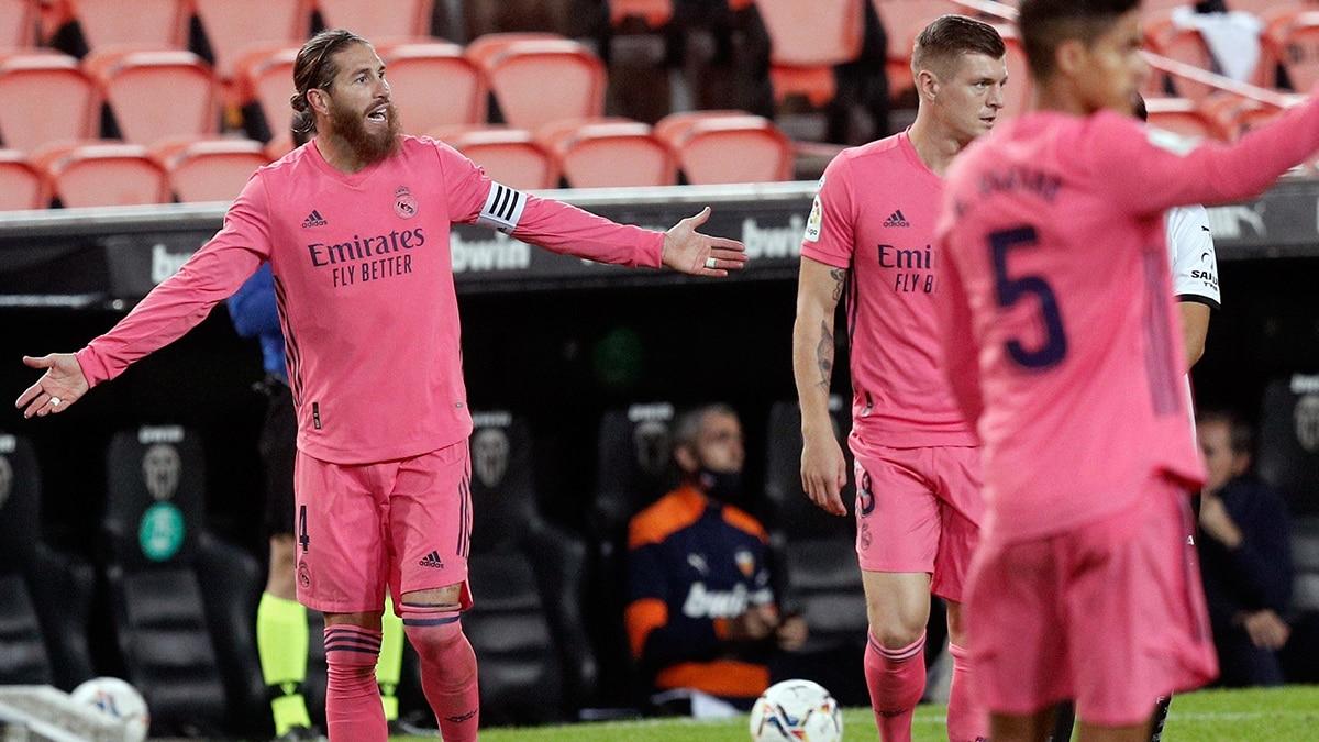 Sergio Ramos confirma su marcha del Real Madrid equipo sueldo