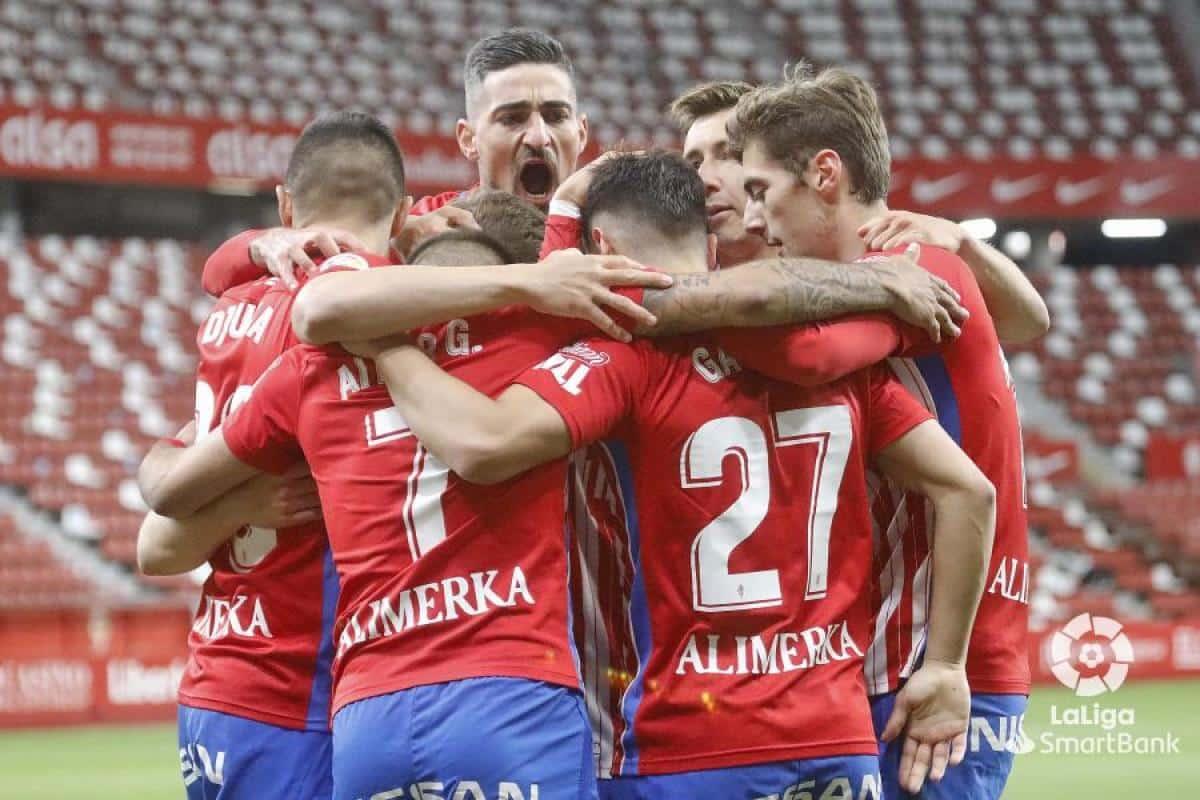Sporting Lugo resumen en video del partido de la jornada 38