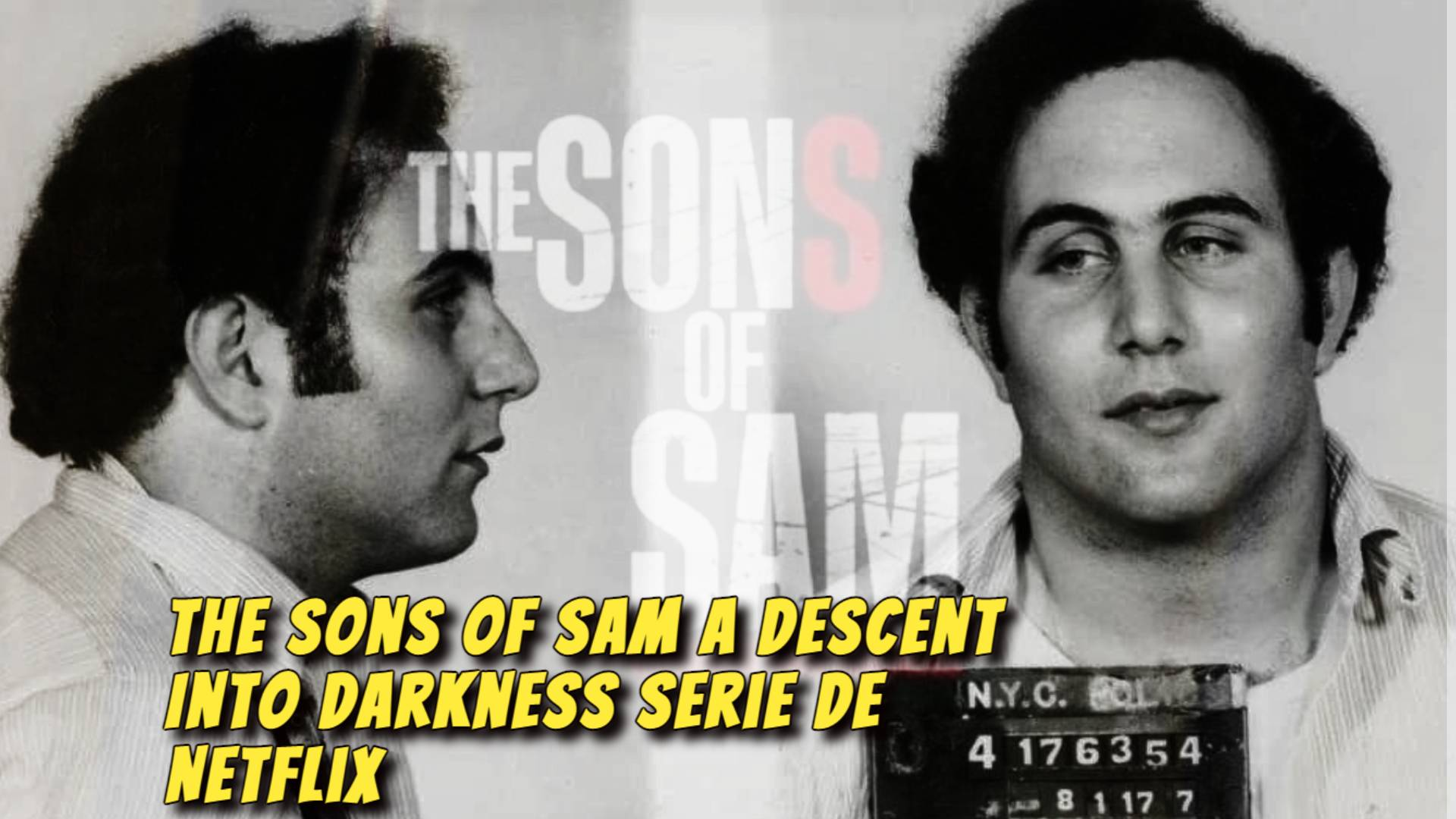 The Sons of Sam A Descent Into Darkness Serie De Netflix