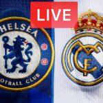 En 4K:Chelsea vs. Real Madrid Online: alineaciones y lugares para ver el partido de la Champions League