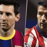 VER EN VIVO ONLINE Barcelona vs. Atlético de Madrid |  TV y Streaming para seguir EN DIRECTO el partidazo por LaLiga |  Con Lionel Messi |  Transmisión vía DirecTV Sports