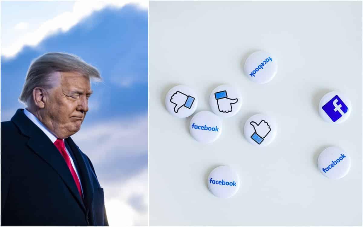 facebook trump cuentas politicos