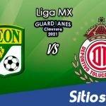 León vs Toluca en vivo – Canal de TV, Fecha, Horario, MxM, Resultado – Reclasificación Guardianes Liga MX 2021