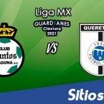 Santos vs Querétaro Live – Canal de TV, Fecha, Programa, MxM, Resultado – Reclasificación de los Guardianes de la Liga MX 2021