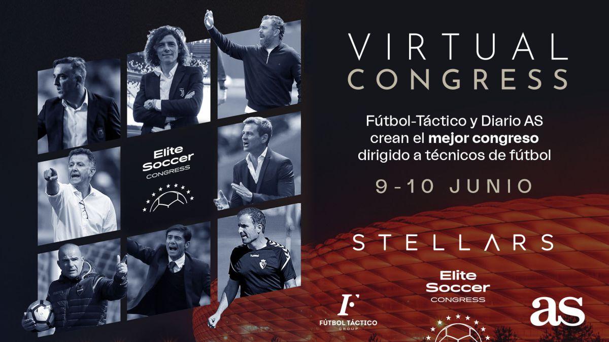 AS y Futbol Tactico presentan Elite Soccer Congress
