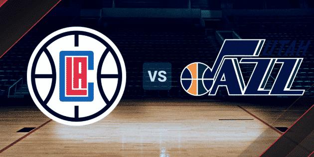 EN VIVO Los Angeles Clippers vs Utah Jazz EN