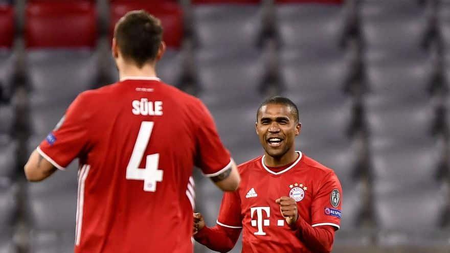 El Chelsea se interesa en Niklas Sule