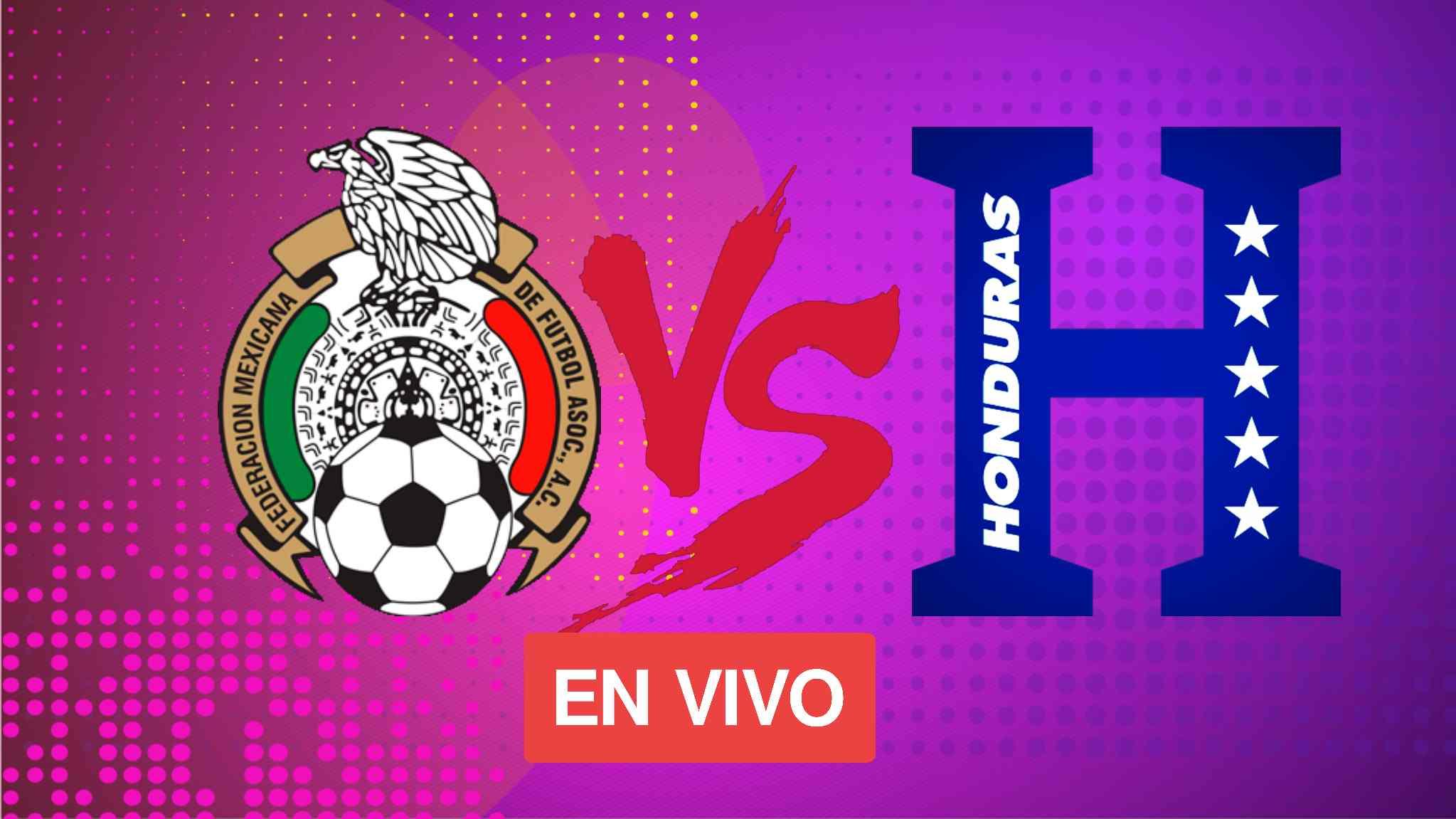 Honduras Vs Mexico Mirar EN Vivo Online Amistoso Junio 2021