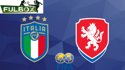 Italia vs Republica Checa EN VIVO Hora Canal Donde ver