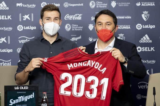 Osasuna anuncia la renovacion mas espectacular de LaLiga Santander ¡¡diez
