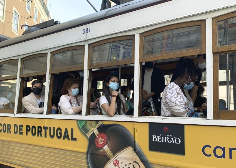 Portugal avanza hoy hacia una nueva fase de la desescalada