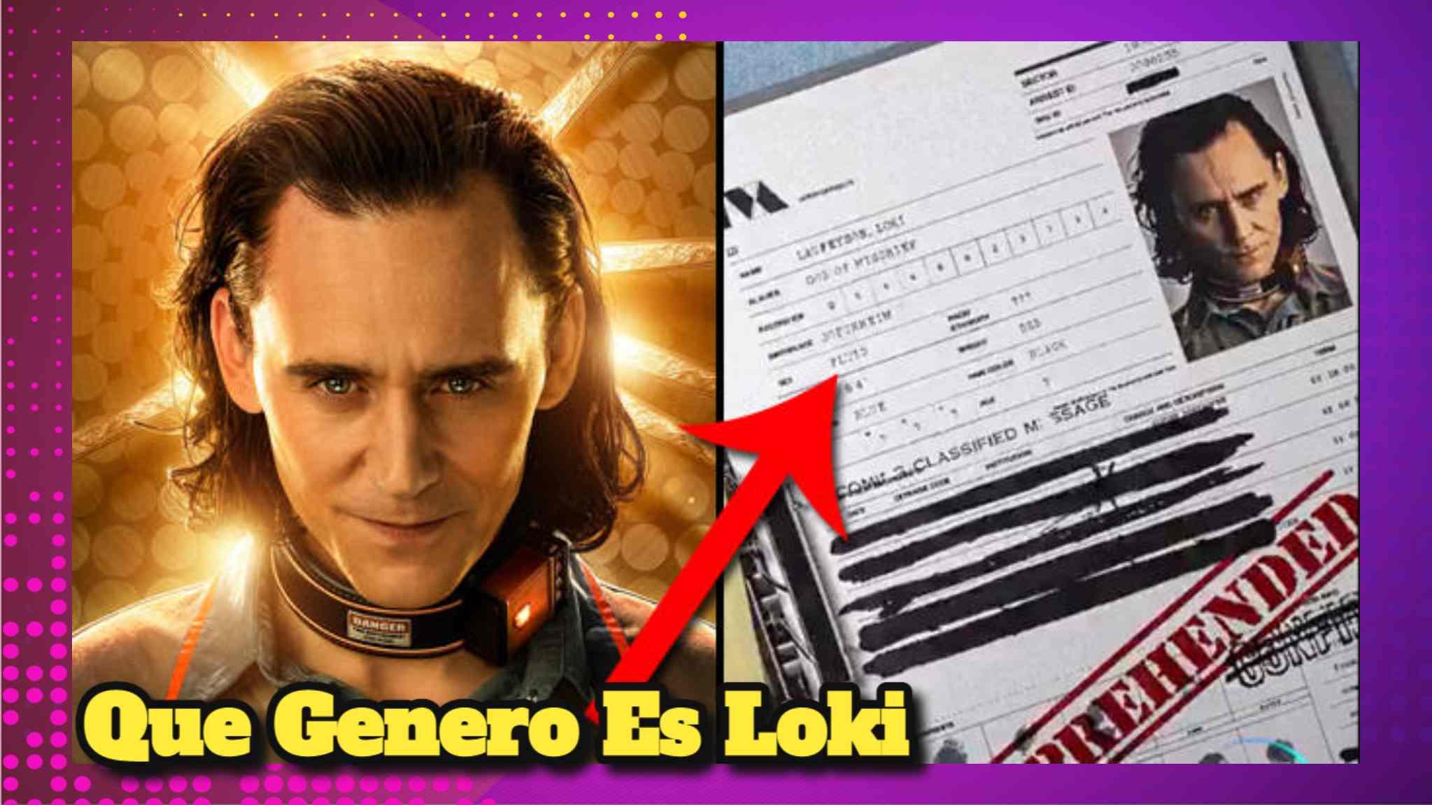 Que Genero Es Loki; Marvel confirma que Loki es de género fluido en el MCU en un nuevo vídeo