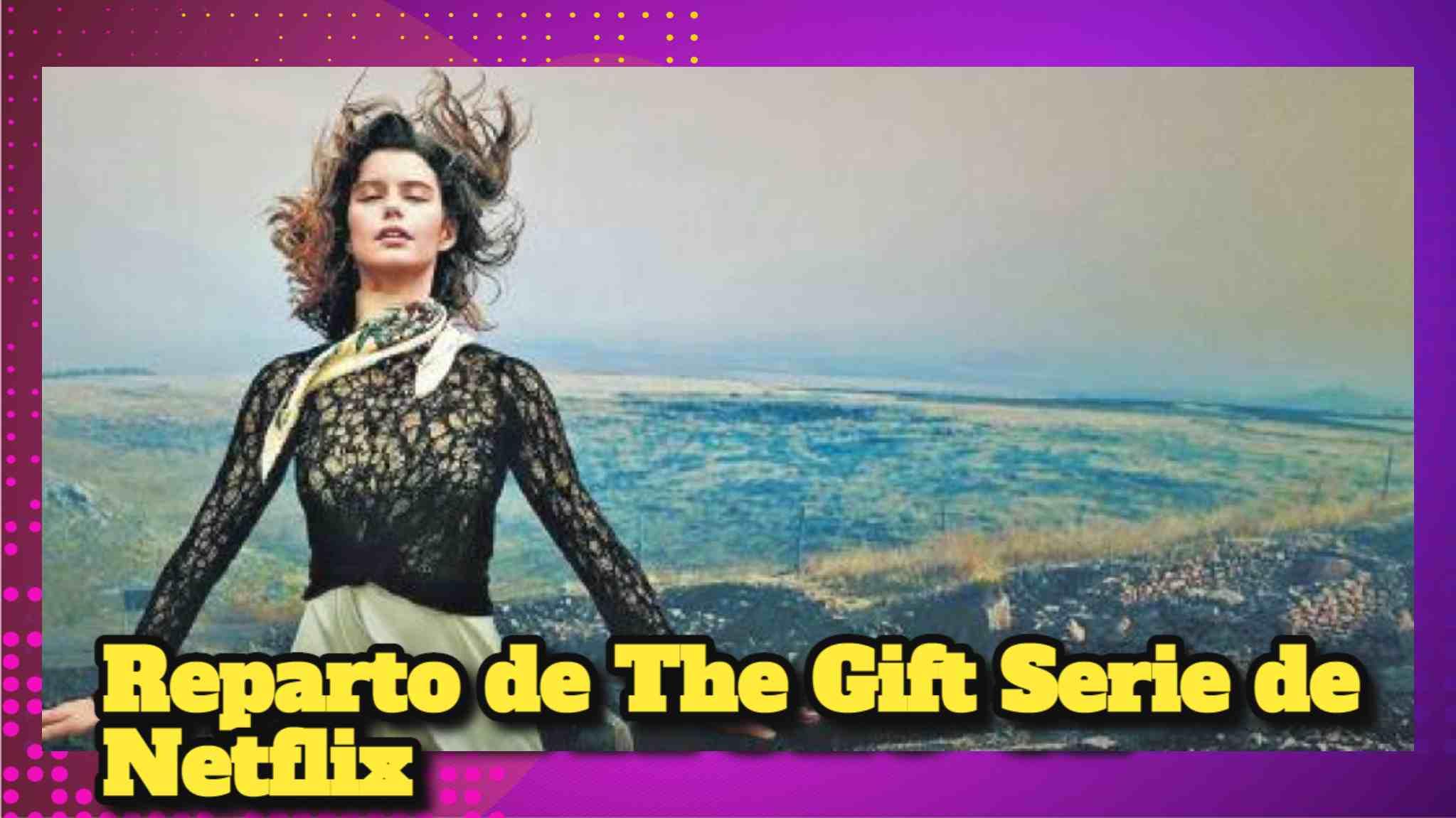 ACTORES, CAST, ELENCO, REPARTO de The Gift