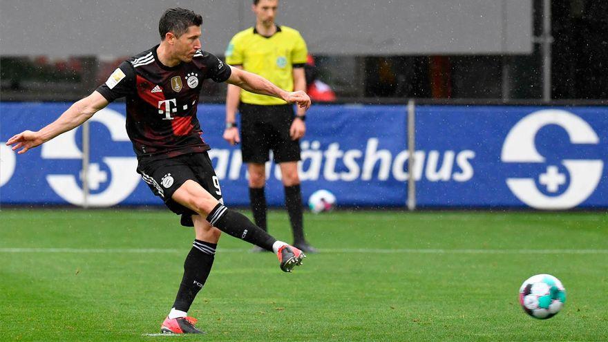 Resumen y goles del Friburgo Bayern xx partido de la jornada