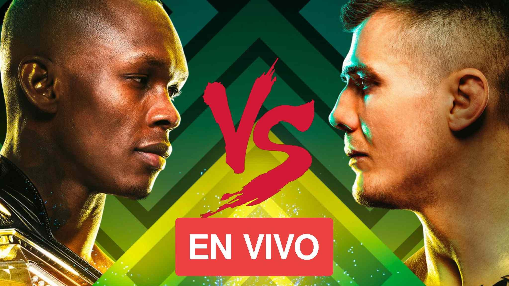 UFC 263 En Vivo Online Aqui Gratis Hoy UFC 263: Israel Adesanya vs. Marvin Vettori