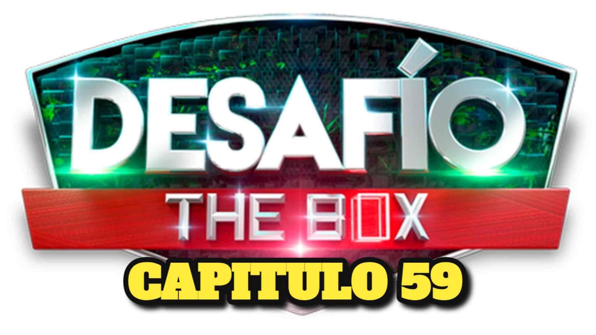 VER: EN VIVO, Desafio The Box 2021 CAPITULO 59; MIRAR AQUI EN VIVO desafio the box en vivo hoy