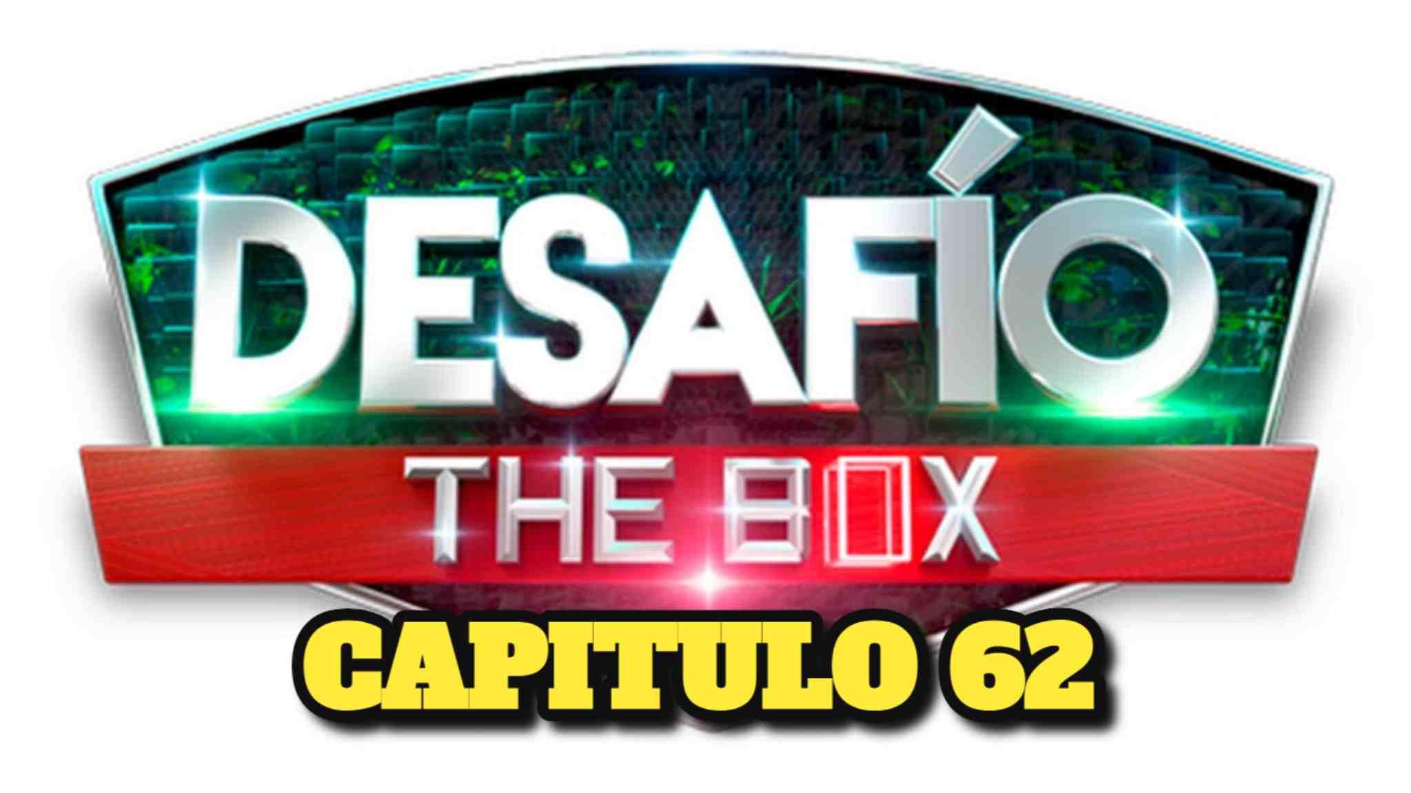 Desafio The Box 2021 CAPITULO 62