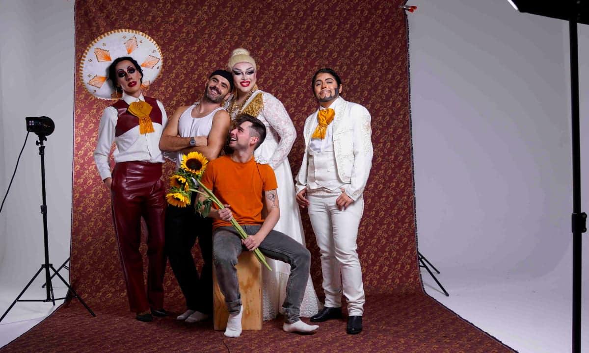 historia drag mexicano drags queens libro