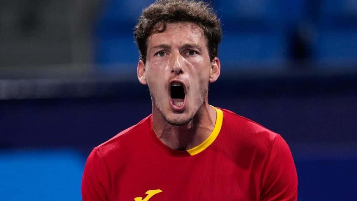 Pablo Carreno se cuelga la medalla de bronce en Tenis