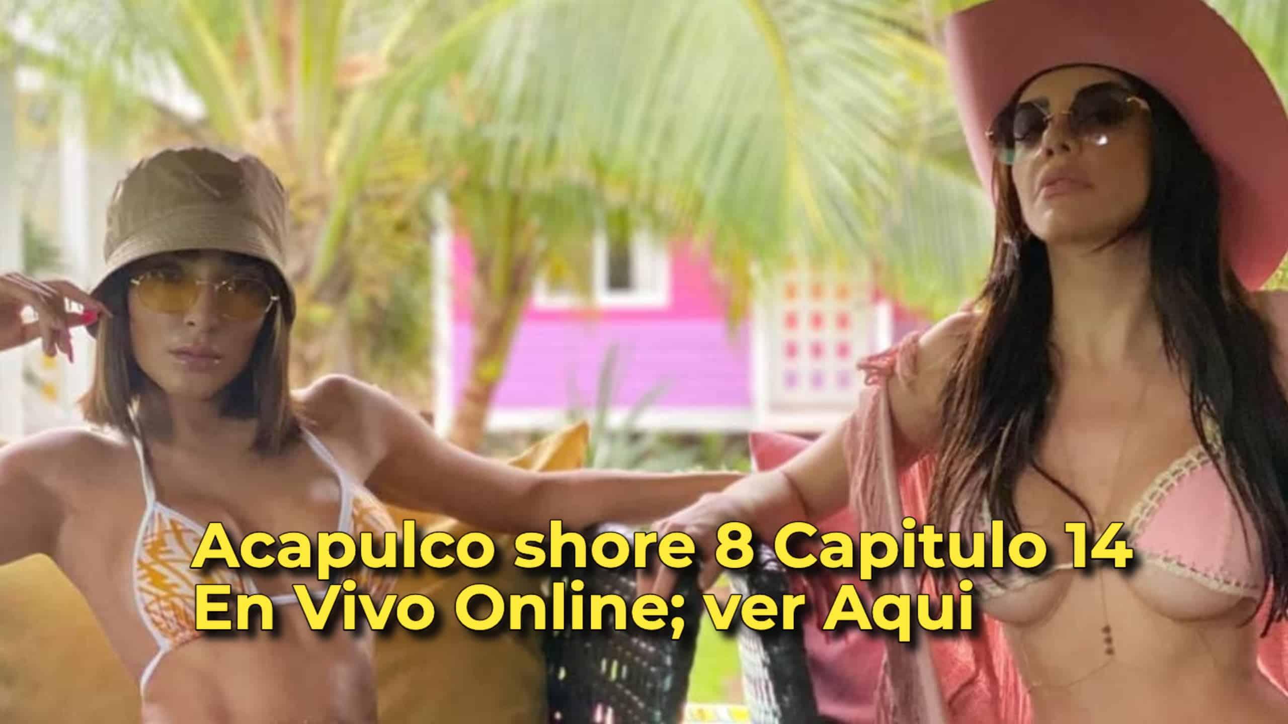 Acapulco shore 8 Capitulo 14 En Vivo Online; ver Aqui