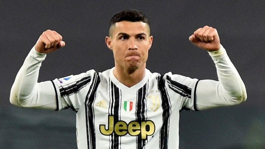Cristiano en Turin para empezar la pretemporada