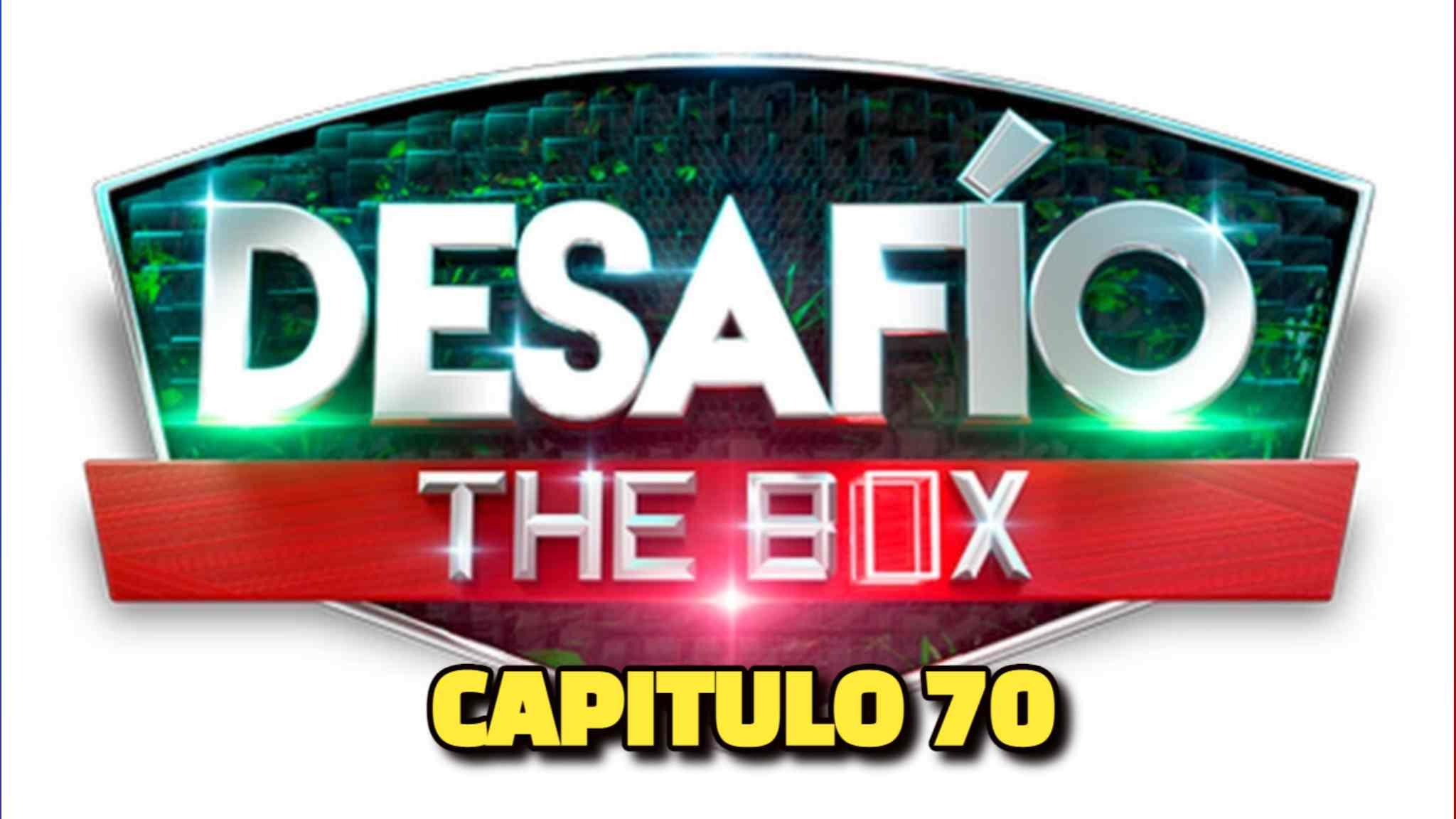 Desafio The Box 2021 CAPITULO 70
