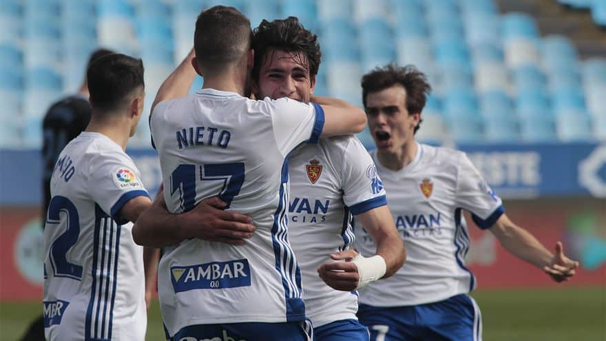 El Zaragoza suspende sesion de entrenamiento por positivo covid de