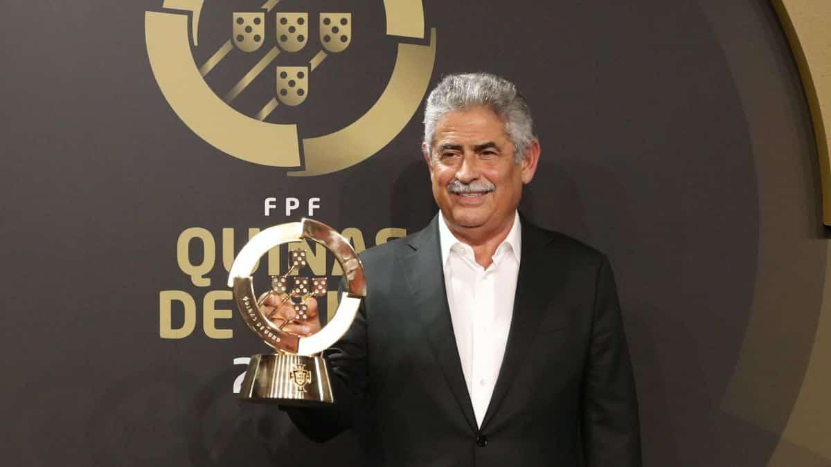 El presidente del Benfica claudica