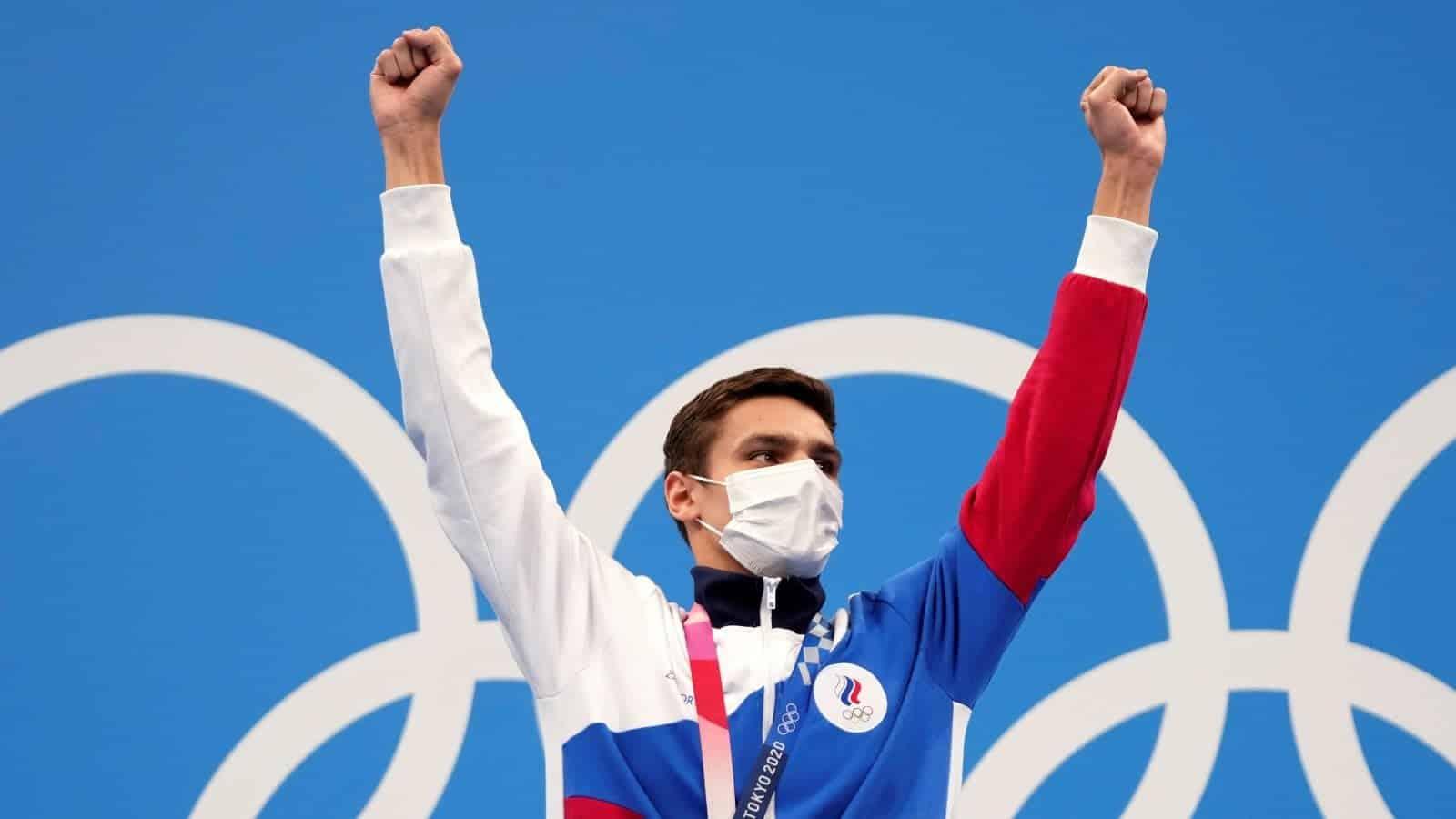 Evgeny Rylov rompe el esteril hechizo ruso con la victoria
