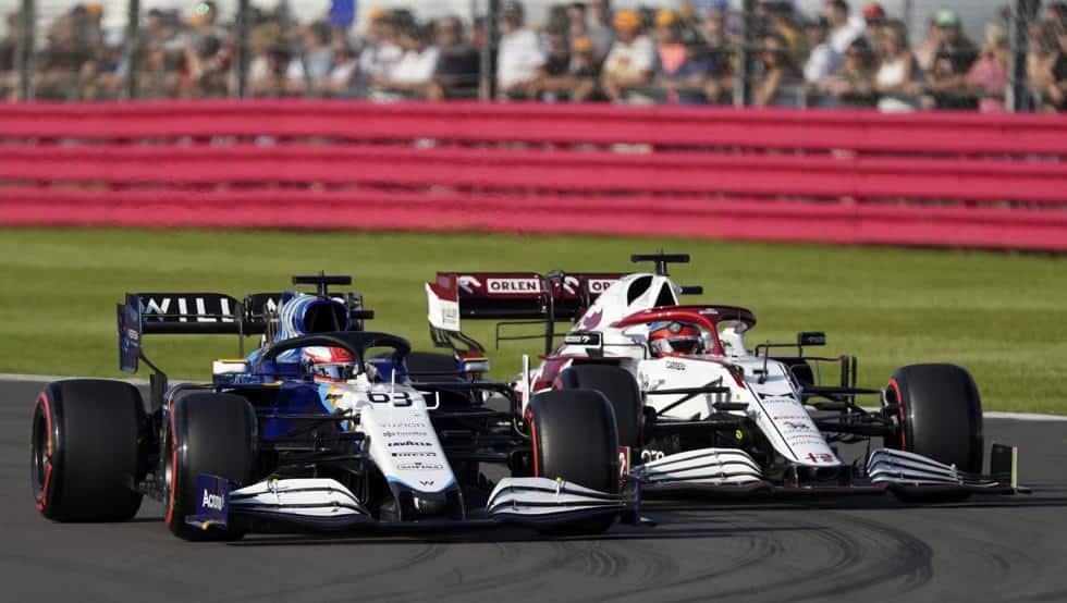 F1 2021 GP de Gran Bretana