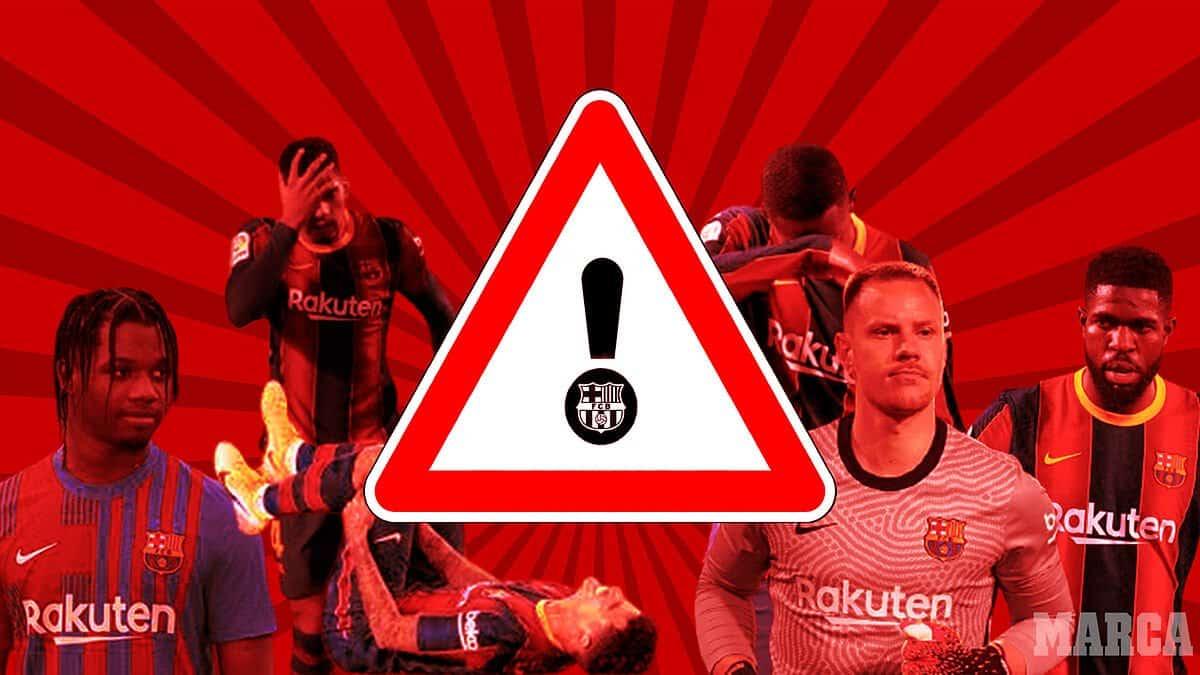FC Barcelona El Bara empieza la pretemporada con dudas sobre