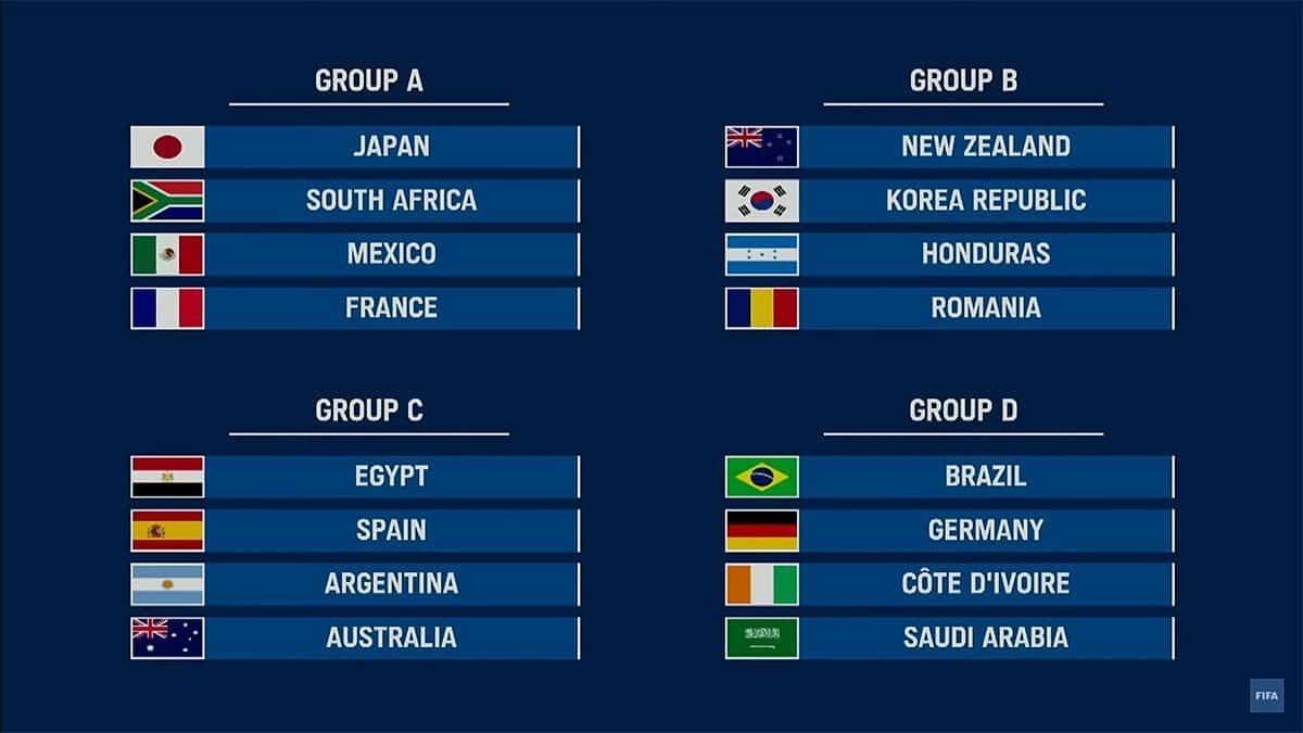 Futbol Juegos Olimpicos 1a jornada en directo del futbol